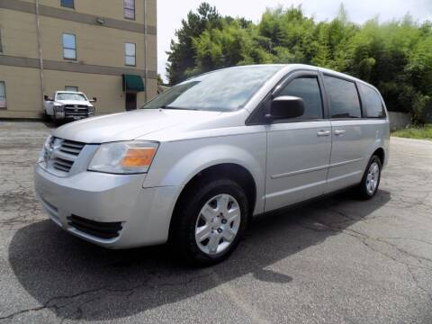2009 Dodge Grand Caravan for sale at S.S. Motors LLC in Dallas GA