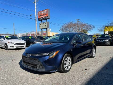 2020 Toyota Corolla for sale at Autohaus of Greensboro in Greensboro NC
