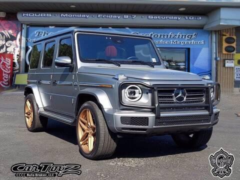 2021 Mercedes-Benz G-Class for sale at Distinctive Car Toyz in Pleasantville NJ