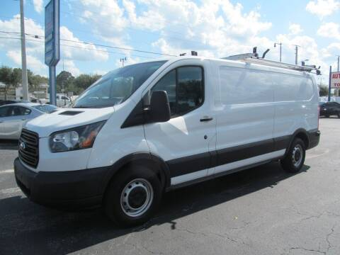 2017 Ford Transit Cargo for sale at Blue Book Cars in Sanford FL