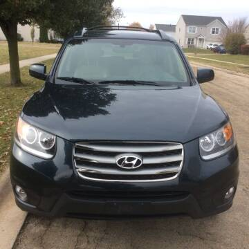 2012 Hyundai Santa Fe for sale at Luxury Cars Xchange in Lockport IL