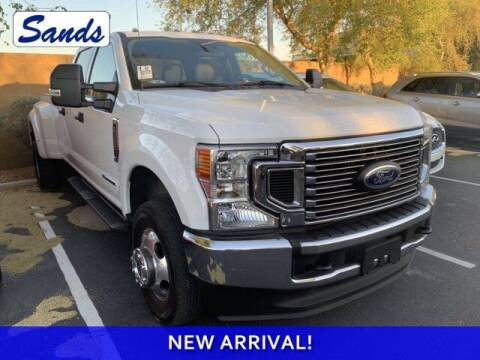 2020 Ford F-350 Super Duty for sale at Sands Chevrolet in Surprise AZ