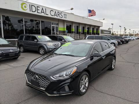 2019 Hyundai Sonata for sale at Ideal Cars East Mesa in Mesa AZ