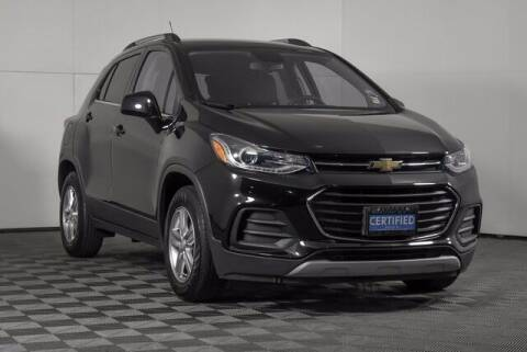 2019 Chevrolet Trax for sale at Washington Auto Credit in Puyallup WA
