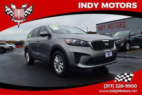 2019 Kia Sorento for sale at Indy Motors Inc in Indianapolis IN