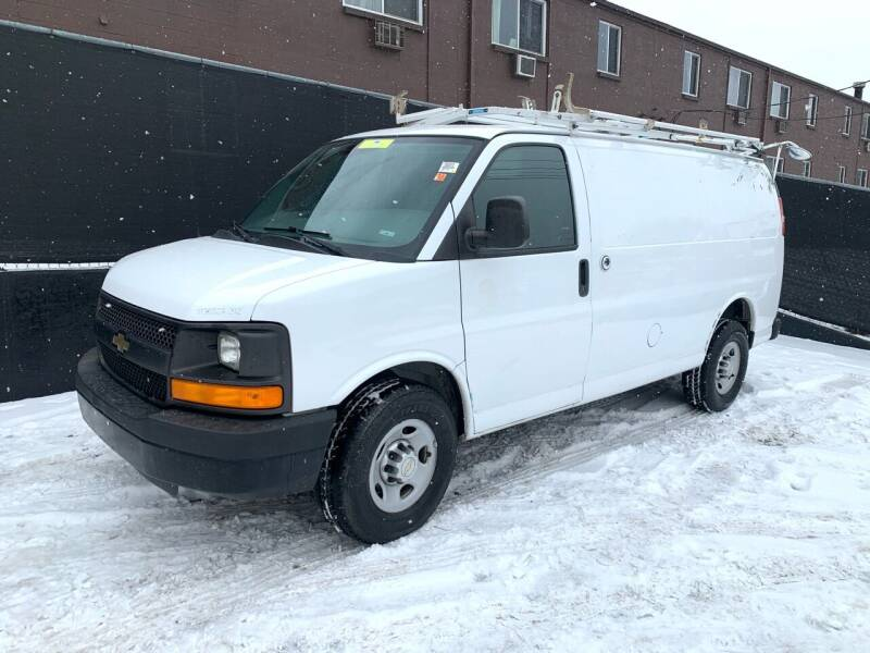 2012 Chevrolet Express Cargo for sale at McManus Motors in Wheat Ridge CO