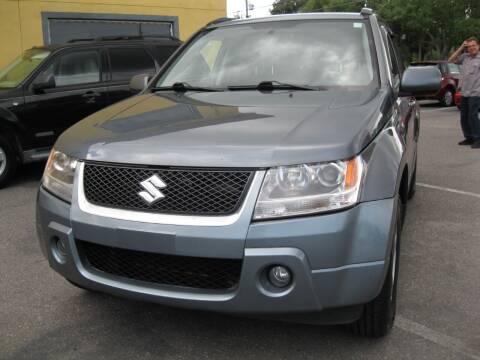 2007 Suzuki Grand Vitara for sale at PARK AUTOPLAZA in Pinellas Park FL