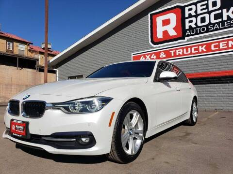 2016 BMW 3 Series for sale at Red Rock Auto Sales in Saint George UT