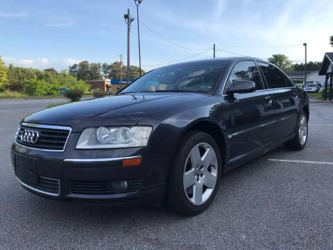 2004 Audi A8 L for sale at CAR STOP INC in Duluth GA