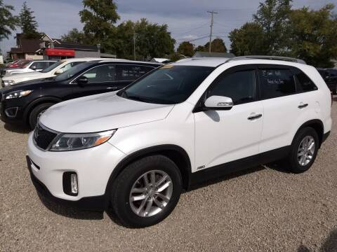 2015 Kia Sorento for sale at Economy Motors in Muncie IN