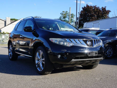 2010 Nissan Murano for sale at Sunrise Used Cars INC in Lindenhurst NY