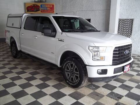 2015 Ford F-150 for sale at Schalk Auto Inc in Albion NE