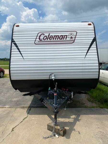 2019 Coleman Lantern 18FQ for sale at MJ'S Sales in Foristell MO
