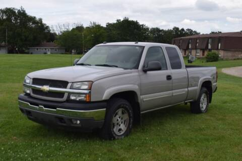 2005 Chevrolet Silverado 1500 for sale at NEW 2 YOU AUTO SALES LLC in Waukesha WI