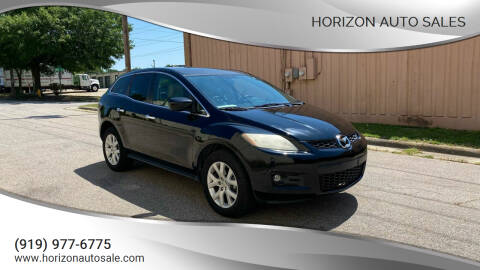 2008 Mazda CX-7 for sale at Horizon Auto Sales in Raleigh NC