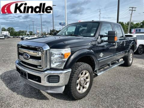 2011 Ford F-350 Super Duty for sale at Kindle Auto Plaza in Cape May Court House NJ