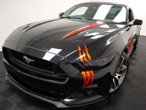 2016 Ford Mustang for sale at CarNova in Stafford VA