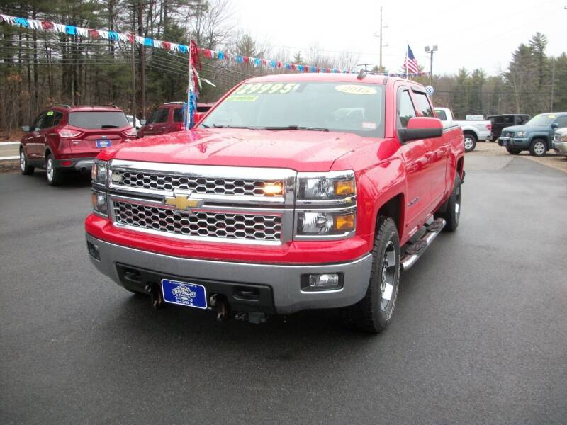 2015 Chevrolet Silverado 1500 for sale at Auto Images Auto Sales LLC in Rochester NH