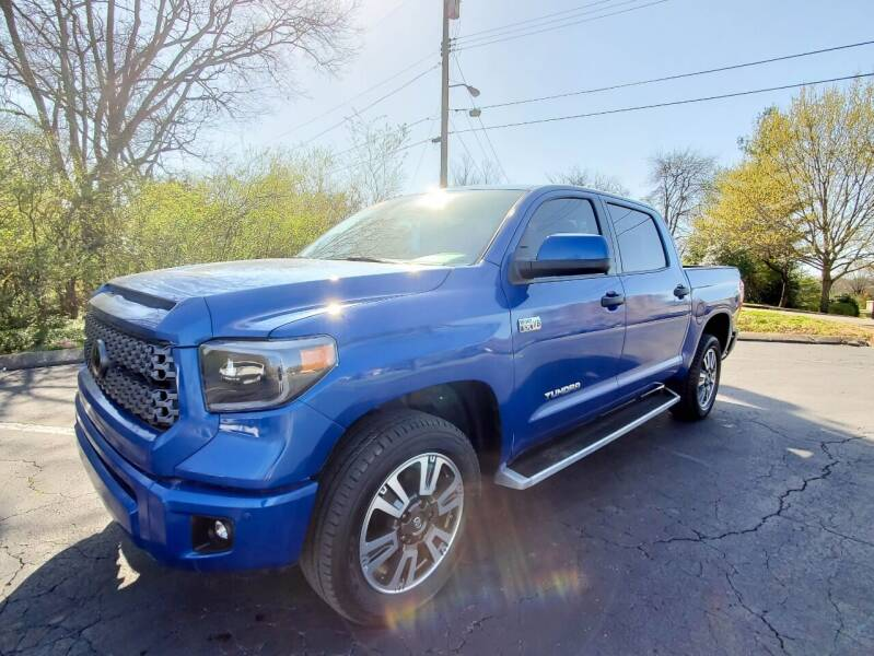 2018 Toyota Tundra for sale at Tennessee Imports Inc in Nashville TN