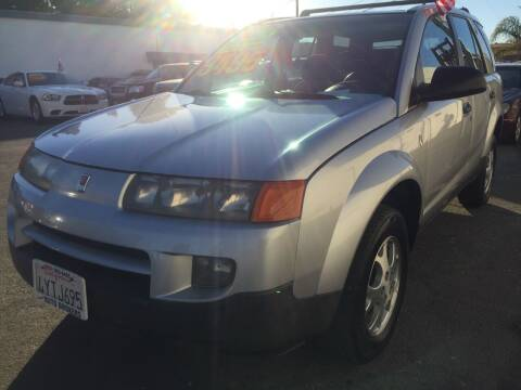 2003 Saturn Vue for sale at Oxnard Auto Brokers in Oxnard CA