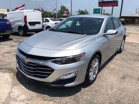 2020 Chevrolet Malibu for sale at Ital Auto in Oklahoma City OK