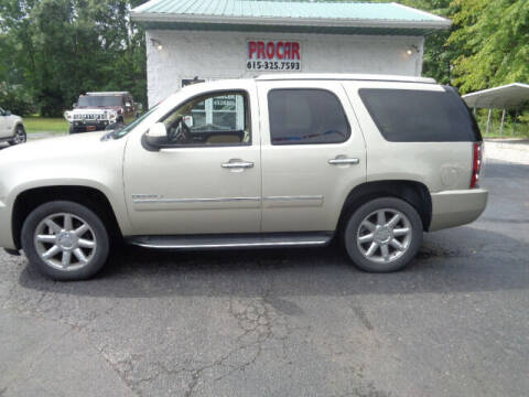 2013 GMC Yukon for sale at PROCAR in Portland TN