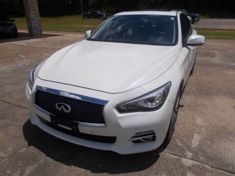2017 Infiniti Q50 for sale at Howell Buick GMC Nissan in Summit MS
