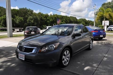 2009 Honda Accord for sale at STEPANEK'S AUTO SALES & SERVICE INC. in Vero Beach FL