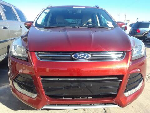 2015 Ford Escape for sale at Auto Haus Imports in Grand Prairie TX