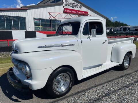 1951 Ford F-1 for sale at Drager's International Classic Sales in Burlington WA