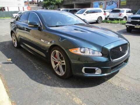 2014 Jaguar XJR for sale at MIKE'S AUTO in Orange NJ