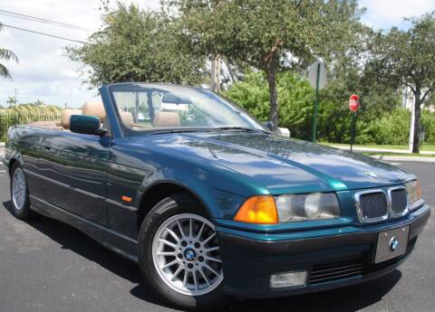 1998 BMW 3 Series for sale at Maxicars Auto Sales in West Park FL