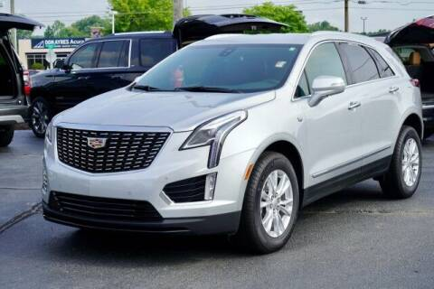 2020 Cadillac XT5 for sale at Preferred Auto Fort Wayne in Fort Wayne IN
