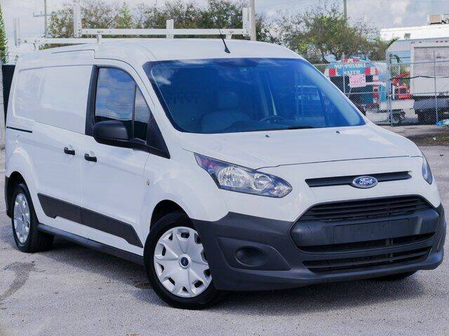2016 Ford Transit Connect Cargo for sale at Jumbo Auto & Truck Plaza in Hollywood FL