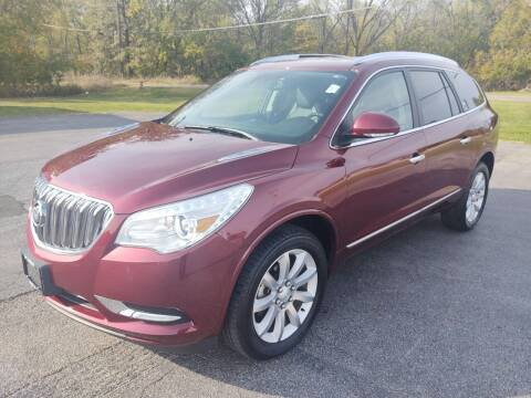 2017 Buick Enclave for sale at Art Hossler Auto Plaza Inc - New GM in Canton IL