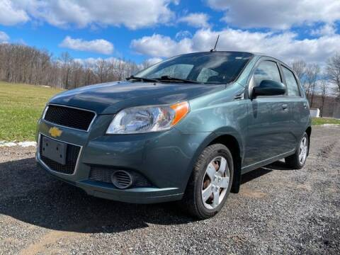 2010 Chevrolet Aveo for sale at GOOD USED CARS INC in Ravenna OH