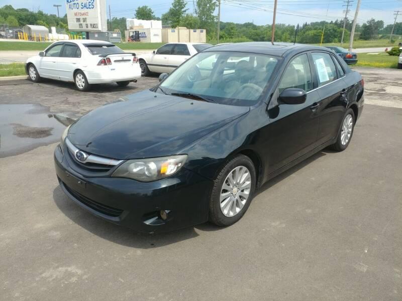 2010 Subaru Impreza for sale at RIDE NOW AUTO SALES INC in Medina OH