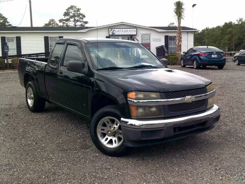 2007 Chevrolet Colorado for sale at Let's Go Auto Of Columbia in West Columbia SC