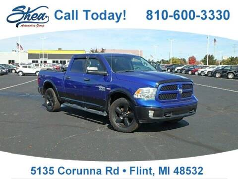 2017 RAM Ram Pickup 1500 for sale at Jamie Sells Cars 810 in Flint MI