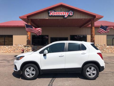 2018 Chevrolet Trax for sale at Tommy's Car Lot in Chadron NE