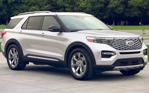2020 Ford Explorer for sale at Diamante Leasing in Brooklyn NY
