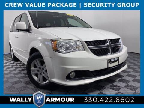 2013 Dodge Grand Caravan for sale at Wally Armour Chrysler Dodge Jeep Ram in Alliance OH