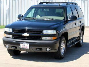 2003 Chevrolet Tahoe for sale at Fall Creek Motor Cars in Humble TX