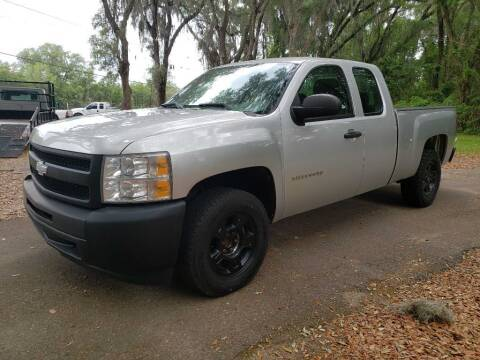 2011 Chevrolet Silverado 1500 for sale at Right Price Auto Sales-Gainesville in Gainesville FL