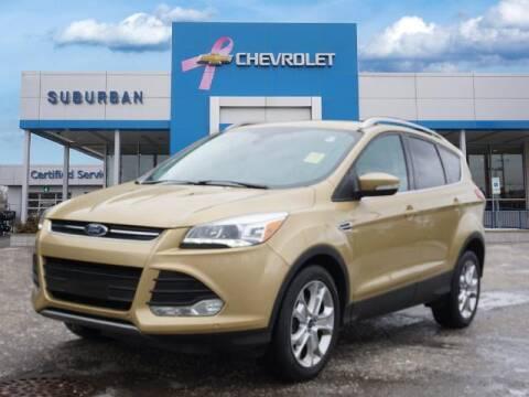 2014 Ford Escape for sale at Suburban Chevrolet of Ann Arbor in Ann Arbor MI