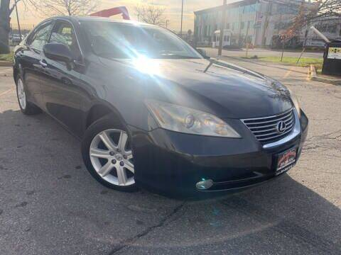 2007 Lexus ES 350 for sale at JerseyMotorsInc.com in Teterboro NJ