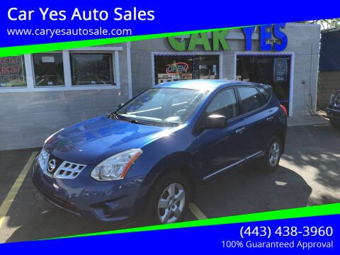 2011 Nissan Rogue for sale at Car Yes Auto Sales in Baltimore MD