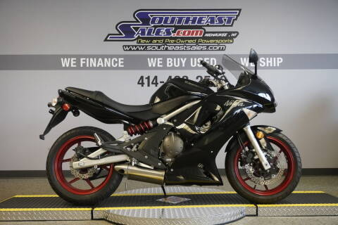 2008 Kawasaki Ninja 650R for sale at Southeast Sales Powersports in Milwaukee WI