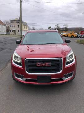 2013 GMC Acadia for sale at Whiting Motors in Plainville CT