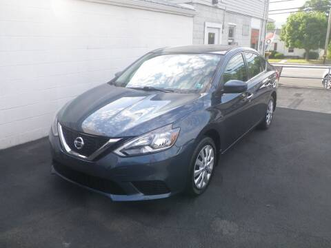 2017 Nissan Sentra for sale at VICTORY AUTO in Lewistown PA